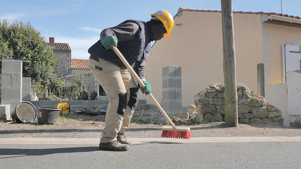Nettoyage de chantier - Service aux professionnels - MSSV
