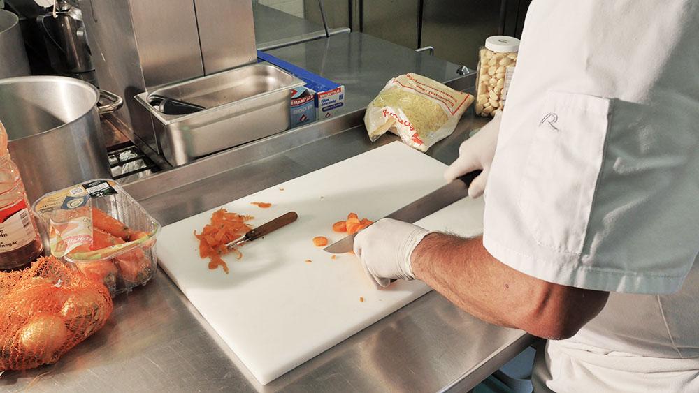 Aide de cuisine - Emploi MSSV - Vendée