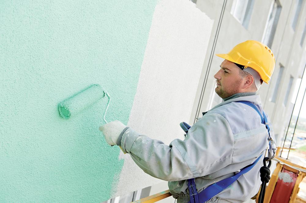 Peintre en bâtiment - Service aux professionnels - MSSV