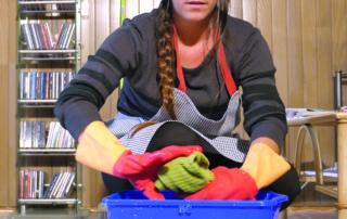 Femme de ménage - Service à la personne - MSSV