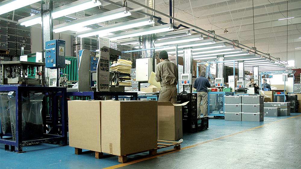 Emploi industriel - MSSV