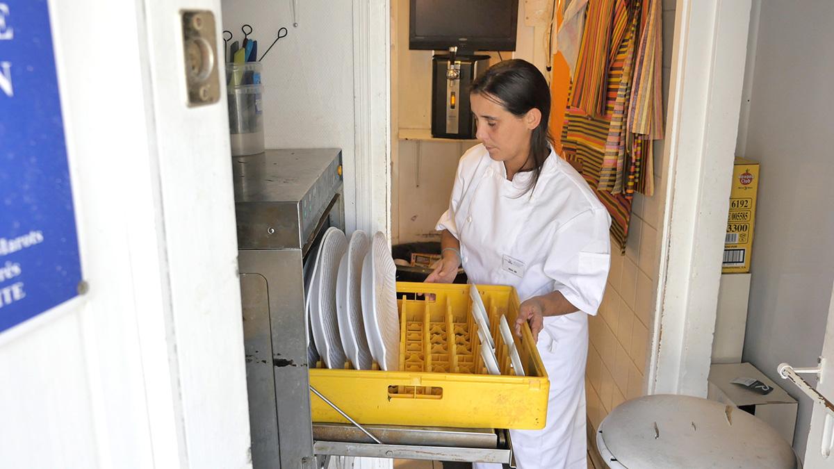 Agent d'entretien - Aide cuisine - MSSV