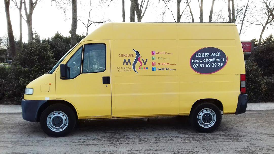 Location de véhicule - Vendée - MSSv