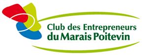 Logo Club des entrepreneurs Du Marais Poitevin - Partenaire mssv